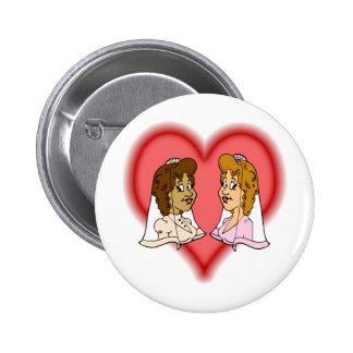 Lesbian Buttons 28