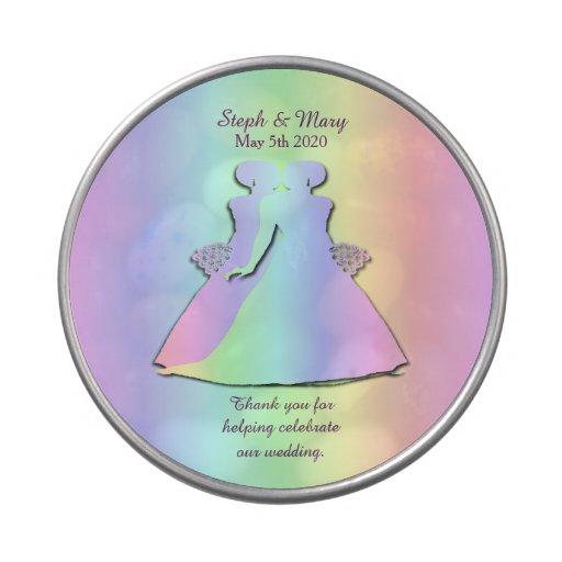 Candy Tins Lesbian Wedding 120