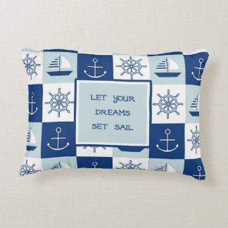 Nautical Baby Shower Pillows Decorative Amp Throw Pillows