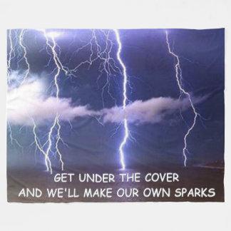Thunder Blankets & Bed Blankets   Zazzle
