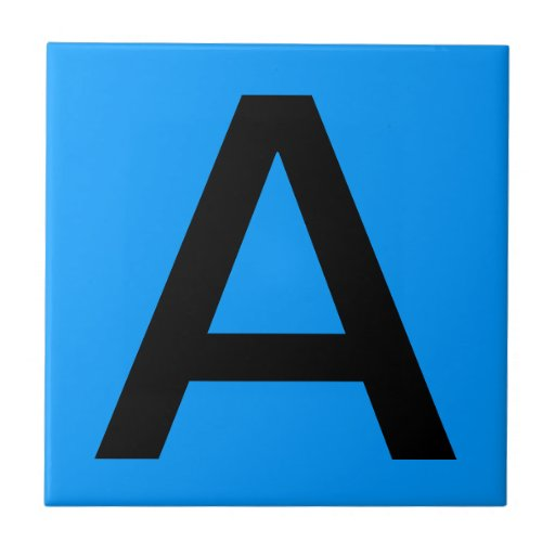 Blue Letter A Pictures to Pin on Pinterest - PinsDaddy