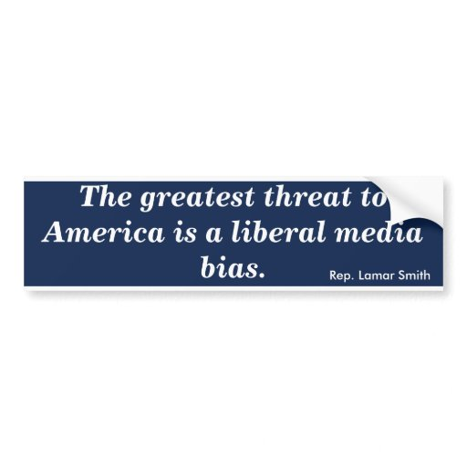 Media bias in the United States
