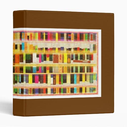 Library - Bookshelf Binder
