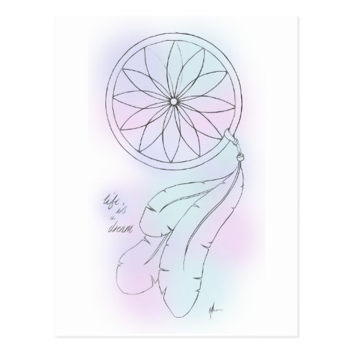 Stencil Simple Dream C...