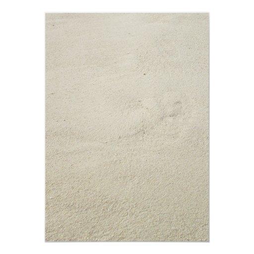 Blank Printable Wedding Invitations: Light Beach Sand Blank Printable Wedding Paper 5x7 Paper