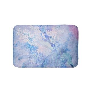 Lilac Bath Mats Zazzle