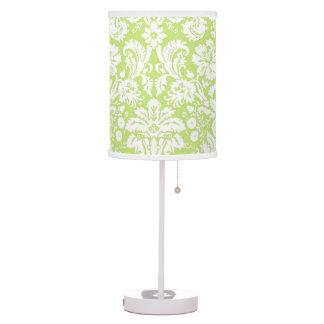 Lime Green Table & Pendant Lamps | Zazzle