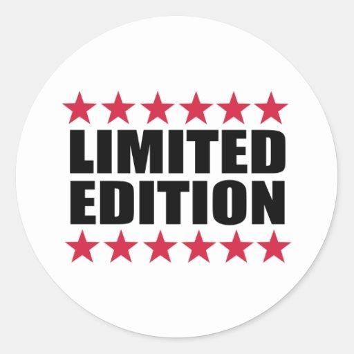 Limited Edition Sticker