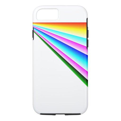 Linear Rainbow iPhone7 Case