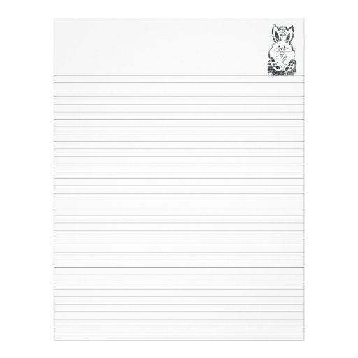 """Lined Binder Paper 8.5""""x11"""" Fits Avery Custom"""