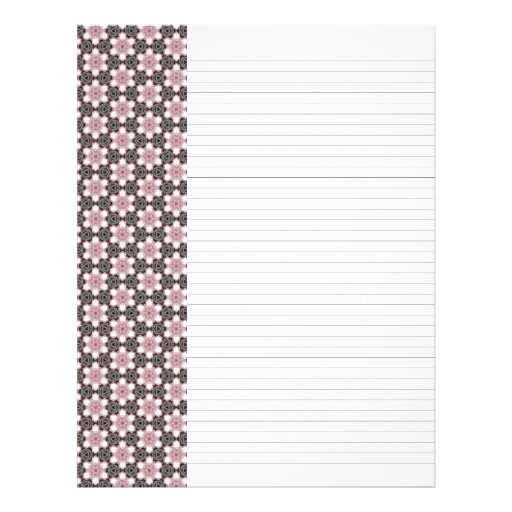 """Lined Binder Paper 8.5""""x11"""" Fits Avery Custom Personalized"""