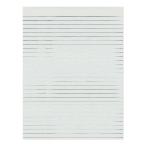 Wallpaper Lined Paper: Lined School Paper Background Postcard