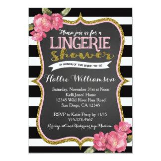 Lingerie Bridal Shower Invitation 6