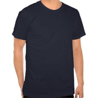 Little blue puppy T-shirt shirt
