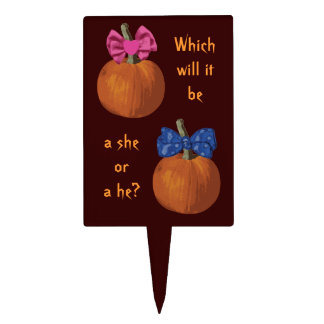 Halloween Cake Toppers Zazzle