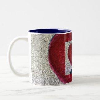Lonely Hearts Club mug