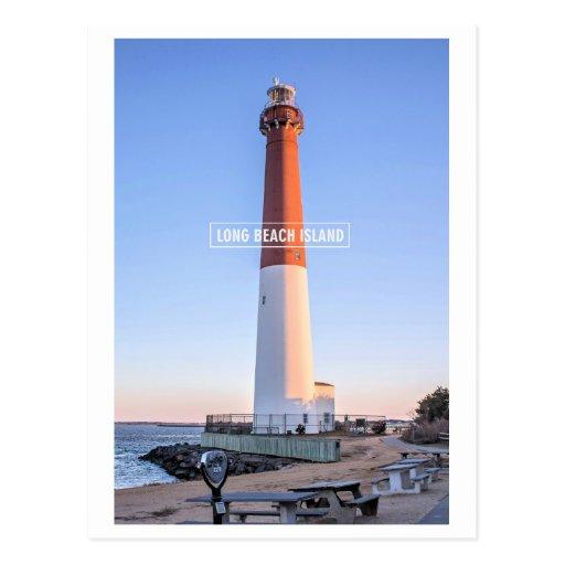 Long Beach Island New Jersey: Long Beach Island - New Jersey. Postcard