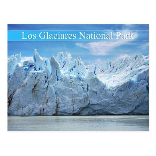 Los Glaciares National Park, Argentina Postcard | Zazzle