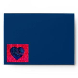 Love Comes Back envelope