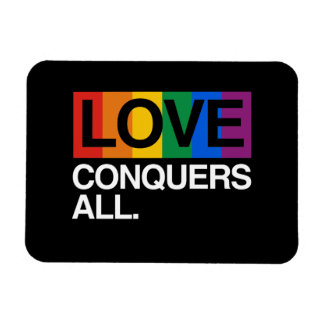 Only love conquers hate