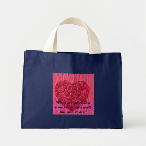 Love is a Rose bag