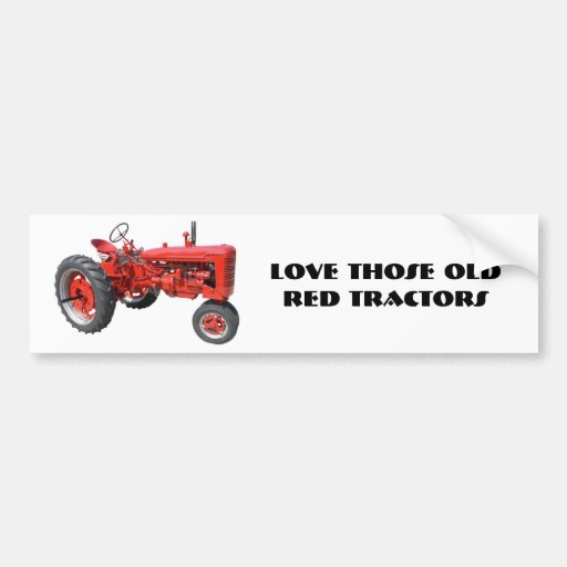 Funny Red Tractor Quotes