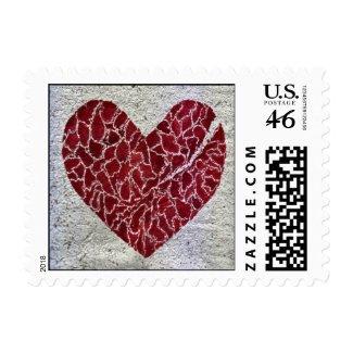 Love til it hurts stamp