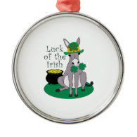 Donkey Christmas Ornaments.Donkey Ornaments All Occasion Christmas Personalised
