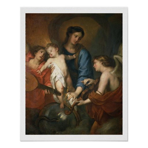 madonna and child with angels parmigianino - photo #30