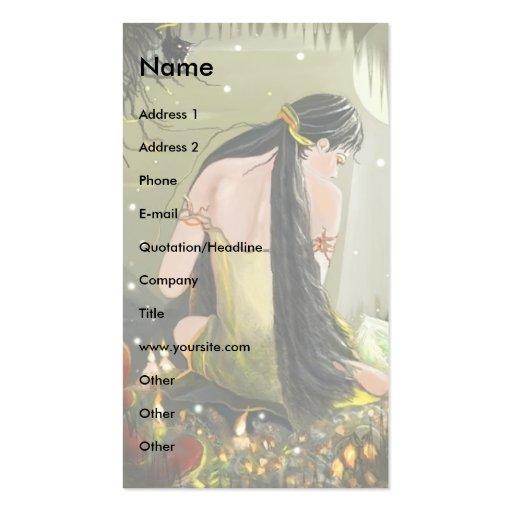 candle business card templates page2 bizcardstudio. Black Bedroom Furniture Sets. Home Design Ideas