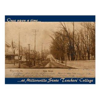 Main Street 1906, Millersville State Teacher Univ