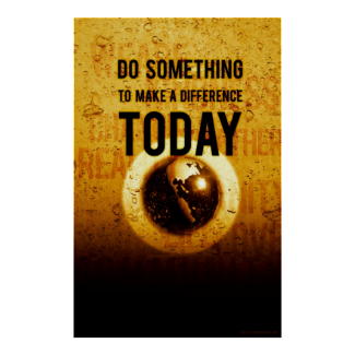 Do Something Today - Available at Zazzle