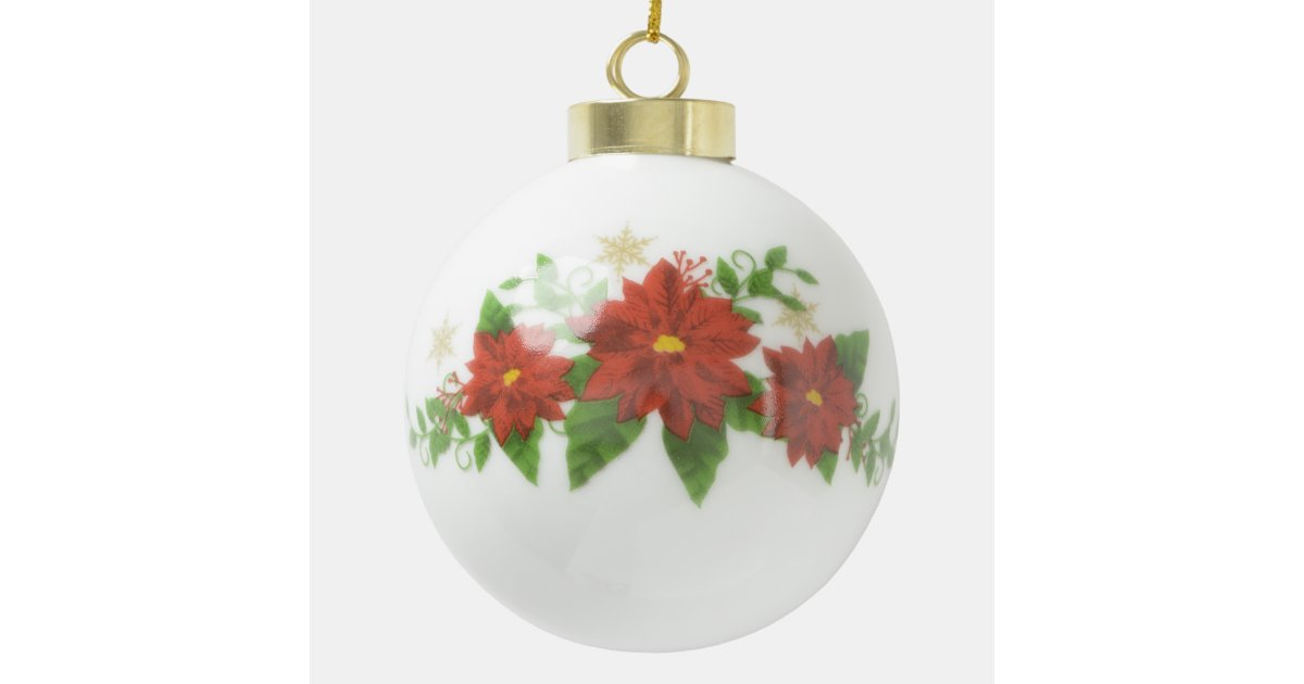 Make Your Own Ceramic Ball Christmas Ornaments | Zazzle