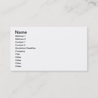 business card maker