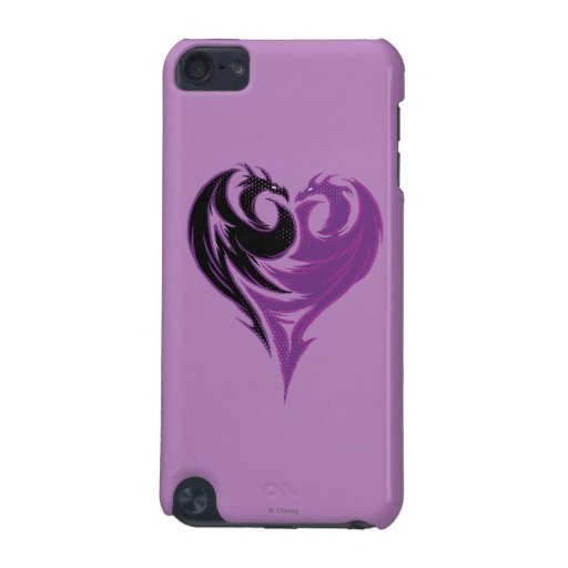 Ipod Touch 2nd Generation Disney Cases Mal Dragon Hear...