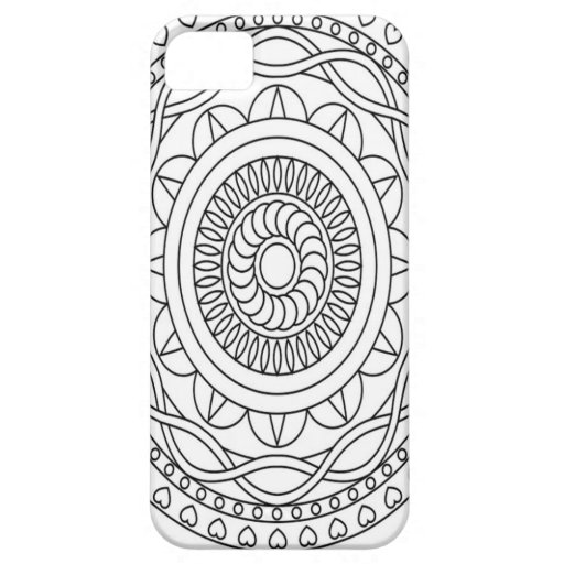 ipod 5 coloring pages | mandala,black and white,abstract,coloring,abstract iPhone ...