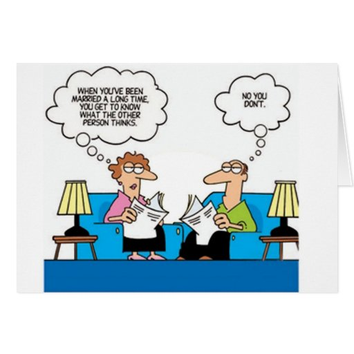 marriage humor greeting cards  zazzle