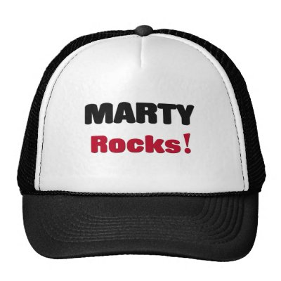 Marty's clothing store