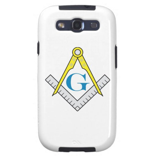 Masonic Galaxy phone case Samsung Galaxy S3 Covers | Zazzle