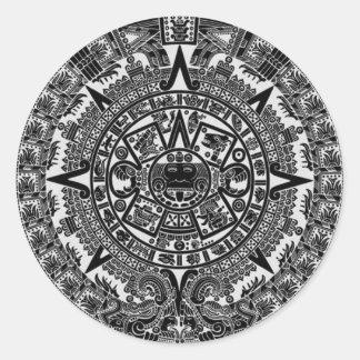 100+ Mayan Symbol Stickers - Custom Designs | Zazzle
