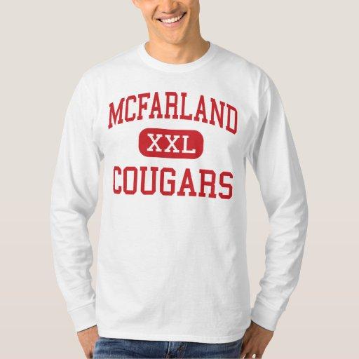 Mcfarland cougars