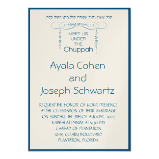 meet us under the chuppah dating
