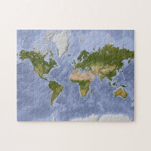 Superb Mercator ...