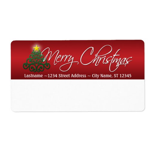 christmas address labels free shipping christmas labels ready to