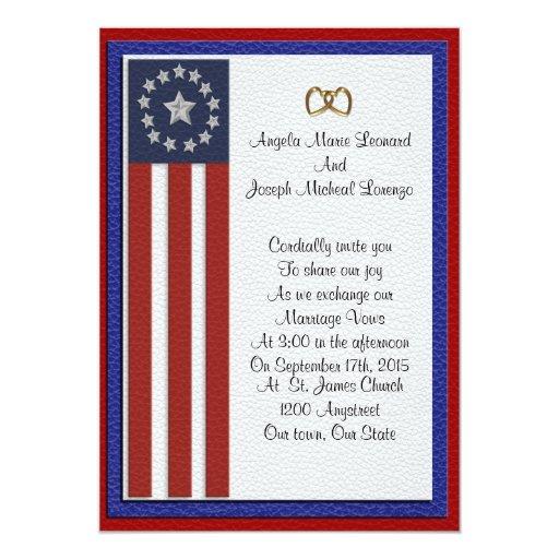 Marine Wedding Invitations: Military Wedding Invitations Formal