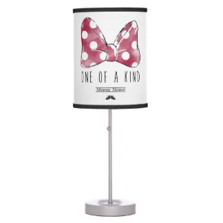 mickey mouse table pendant lamps zazzle. Black Bedroom Furniture Sets. Home Design Ideas