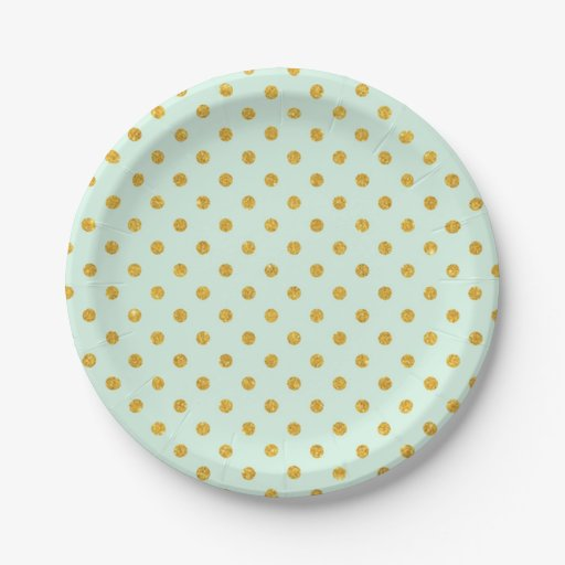Nellie Baby Shower Paper Plates