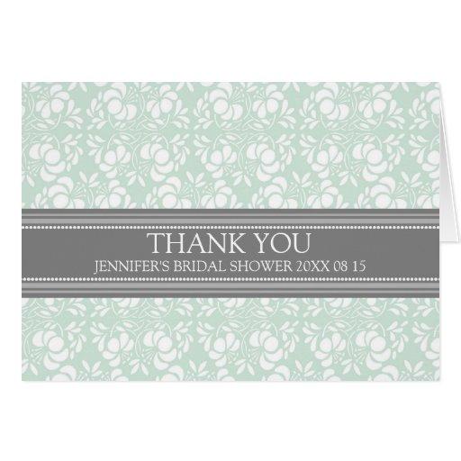 gray damask thank you - photo #2