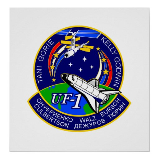 nasa patches poster - photo #8