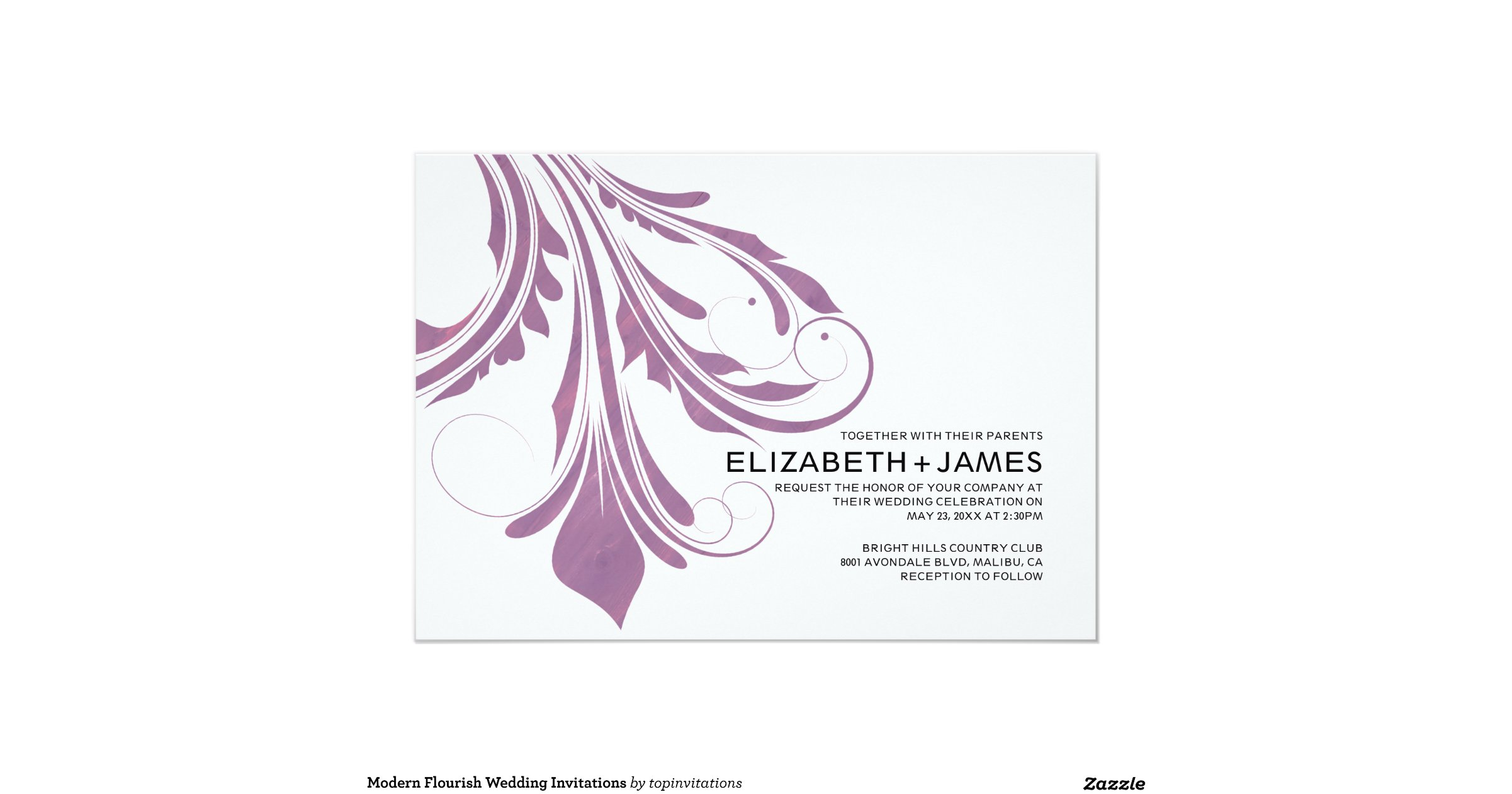Flourish Wedding Invitations: Modern_flourish_wedding_invitations
